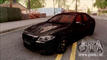 BMW M5 F10 Nighthawk für GTA San Andreas