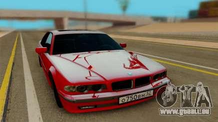 BMW 7 series E38 pour GTA San Andreas