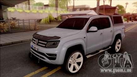 Izmir Volkswagen Amarok Auto für GTA San Andreas