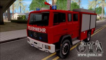 Mercedes-Benz 1222 LF 16/12 Feuerwehr pour GTA San Andreas