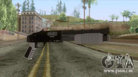 GTA 5 - Sawed-Off Shotgun für GTA San Andreas
