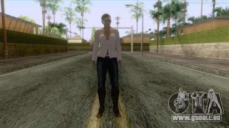 Jill Casual Skin v3 pour GTA San Andreas