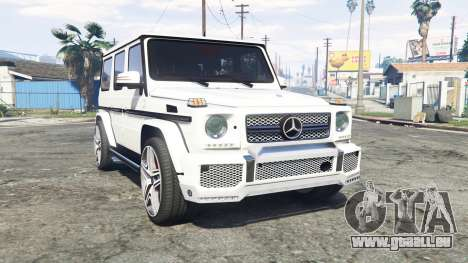 Mercedes-Benz G 65 AMG (W463) v1.1 [replace] für GTA 5