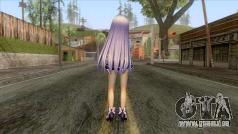Tiara Skin v1 pour GTA San Andreas