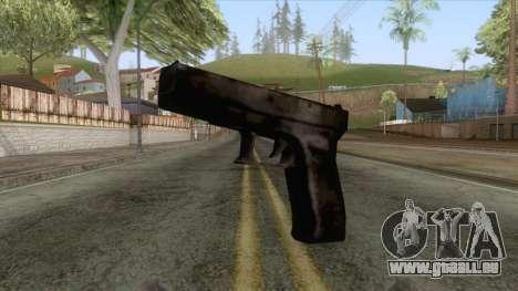 Glock 17 für GTA San Andreas
