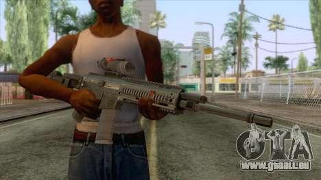 ACR Assault Rifle pour GTA San Andreas
