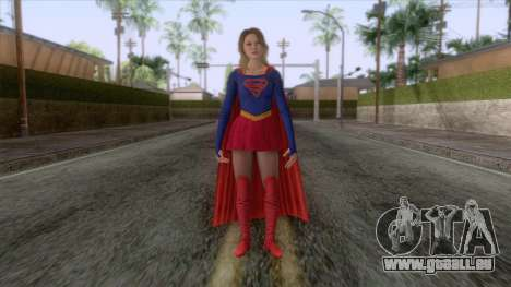 Injustice 2 - SuperGirl CW für GTA San Andreas