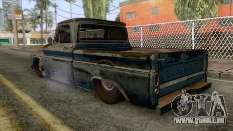 Chevrolet C10 Tiffany 1963 für GTA San Andreas