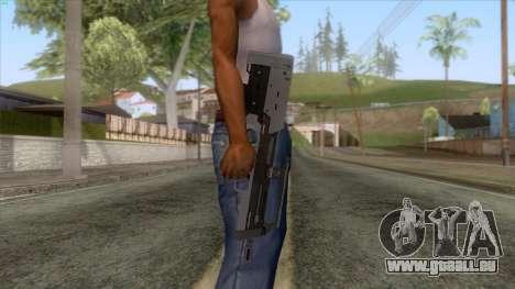 GTA 5 - Assault SMG für GTA San Andreas