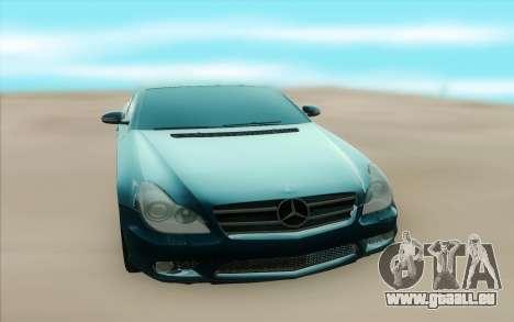 Mercedes-Benz CLS 630 für GTA San Andreas