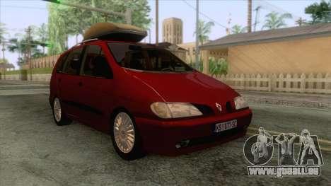 Renault Megane Scenic für GTA San Andreas