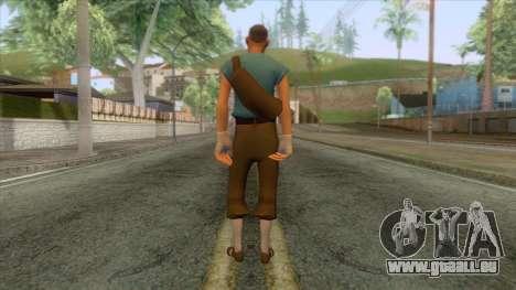 Team Fortress 2 - Scout Skin v1 für GTA San Andreas