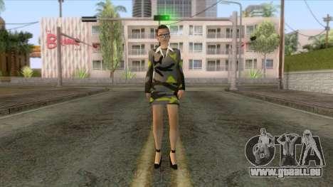 New Sofybu Skin pour GTA San Andreas deuxième écran