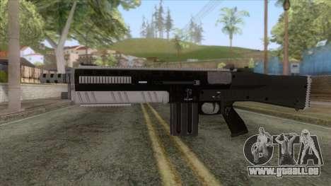 GTA 5 - Assault Shotgun für GTA San Andreas