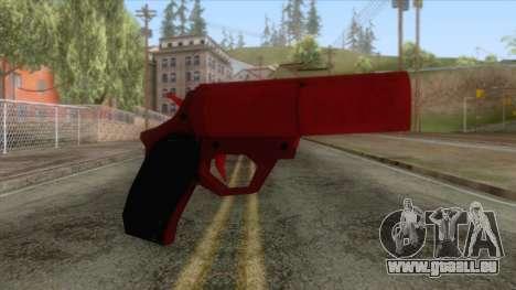 GTA 5 - Flare Gun für GTA San Andreas