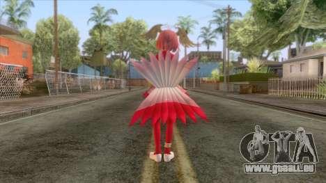 Kemono Friends Vermilion Bird pour GTA San Andreas