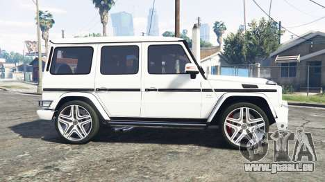 GTA 5 Mercedes-Benz G 65 AMG (W463) v1.1 [replace] linke Seitenansicht