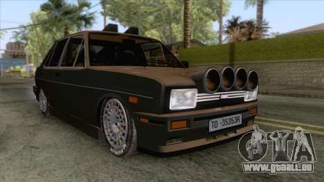 Tofas 131 Rallye v1 für GTA San Andreas