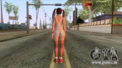 Dead Or Alive 5 Lei Fang pour GTA San Andreas