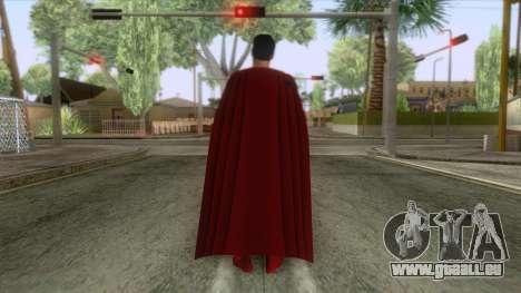 Injustice 2 - Superman BvS pour GTA San Andreas troisième écran