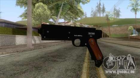 GTA 5 - AP Pistol pour GTA San Andreas