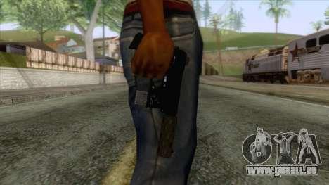 GTA 5 - Machine Pistol pour GTA San Andreas