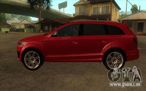 Audi Q7 für GTA San Andreas