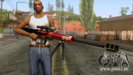 Barrett Royal Dragon v2 für GTA San Andreas dritten Screenshot