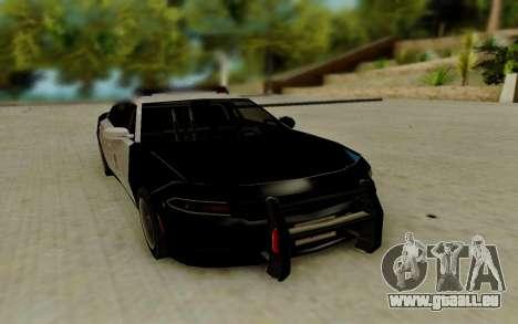 Dodge Charger SRT8 Hellcat 2015 pour GTA San Andreas