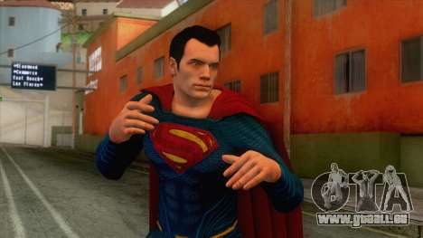 Injustice 2 - Superman BvS pour GTA San Andreas