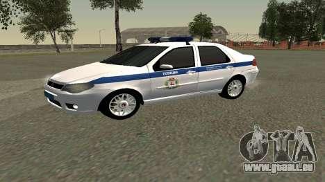 Fiat Albea ППСП V0.1 für GTA San Andreas