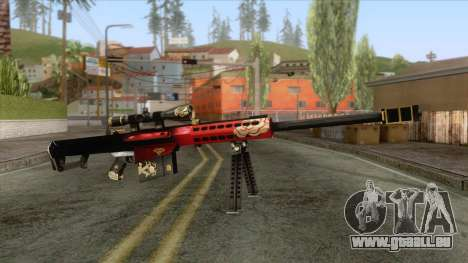 Barrett Royal Dragon v2 für GTA San Andreas
