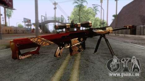 Barrett Royal Dragon v1 für GTA San Andreas
