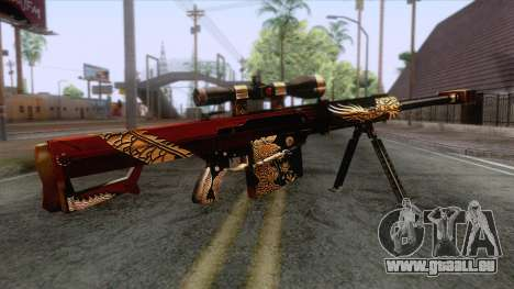 Barrett Royal Dragon v1 für GTA San Andreas dritten Screenshot