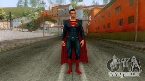 Injustice 2 - Superman BvS für GTA San Andreas