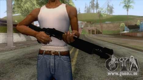 GTA 5 - Pump Shotgun pour GTA San Andreas
