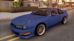 Nissan Silvia S14 1998 Kouki Aero für GTA San Andreas