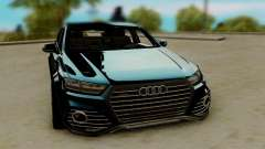 Audi QS7 ABT pour GTA San Andreas