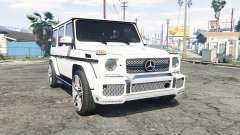 Mercedes-Benz G 65 AMG (W463) v1.1 [replace]