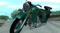 Oural M-67 pour GTA San Andreas
