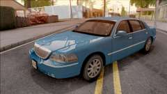 Lincoln Town Car L Signature 2010 HQLM für GTA San Andreas