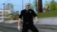 New Sfpd1 Skin für GTA San Andreas