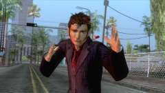 Doctor Who - Tenth Doctor Skin pour GTA San Andreas