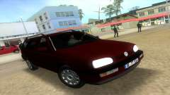 Volkswagen Golf Mk3 Variant für GTA Vice City