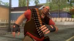 Team Fortress 2 - Heavy Skin v2 für GTA San Andreas