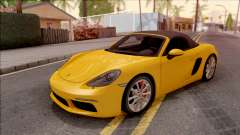 Porsche Boxter S 2017 v2 pour GTA San Andreas