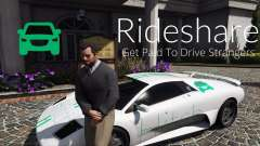 Rideshare 1.0 pour GTA 5