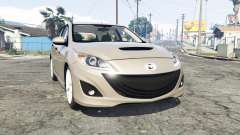 Mazdaspeed3 (BL) 2010 [replace]