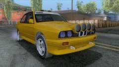 BMW M3 E30 1986 v1