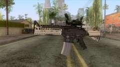 M4 Assault Rifle pour GTA San Andreas